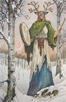 Renna Snowstorm