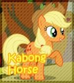 Kabong_Horse