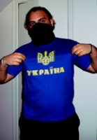 SLAVA UKRAINA