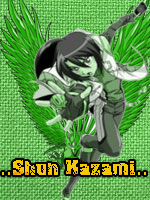 ..Shun Kazami..