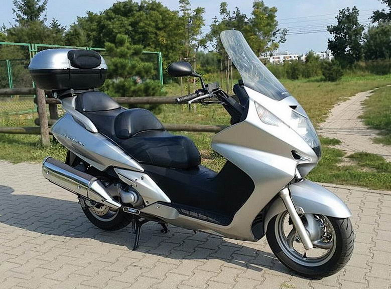 New Silver Wing rider from Poland My_hon10