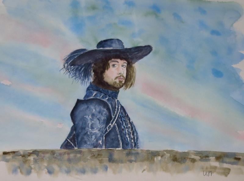 Athos, by Marina