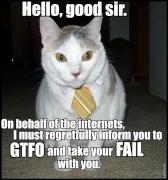 gtfo fail