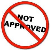 Not Approved