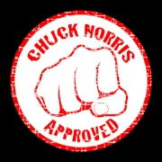 Chuck Norris Approve
