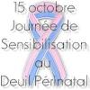 15 octobre - Journée de sensibilisation au Deuil Périnatal