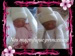 mes deux princesses