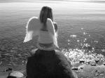 Одинокий Ангел...