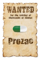 Prozac Pain Killer