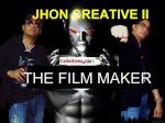 JHON CREATIVE II
