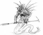 Description Basique des Races Occidentales Serpent_