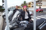 Mayte Honda Deauville 700