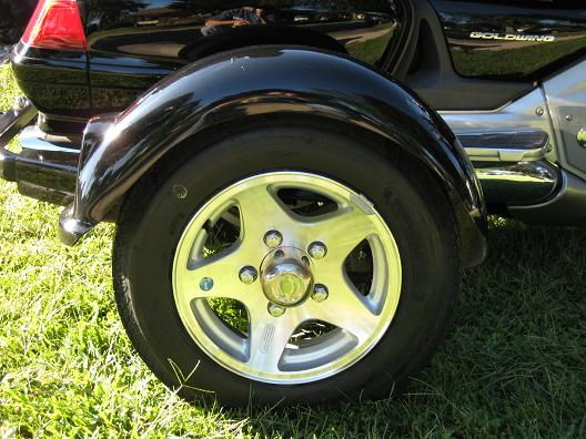 """New 12"""" Tow Pac Wheel"""