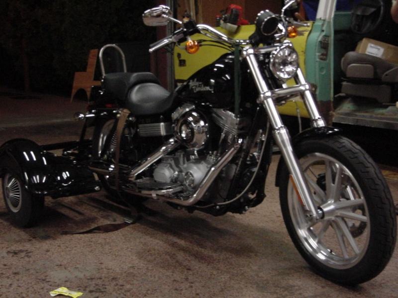 2009 FXD Super Glide