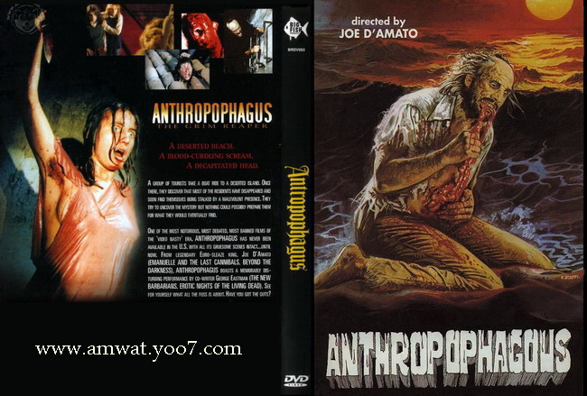 الرعب الايطالي الممنوع Antropophagus 1980 من ترجمتي ورفعي Rosso110