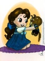 Disney-Belle
