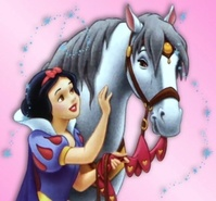 Princesse Blanche neige