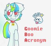 Goomie Boo Acronym