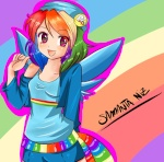 Rainbow Dash Lover