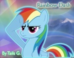 Rainbow Dash Fã#1