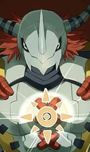 WarGreymon Solar