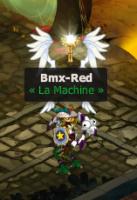 Bmx-Red