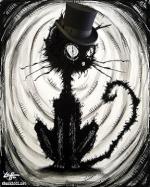 Macska Örült
