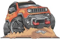 Jeep Renegade Clube 5763-74