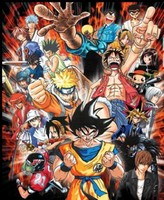 The world mangas and game