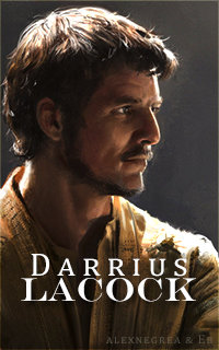 Darrius Lacock