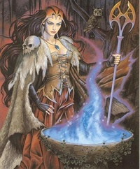 Ведьма Хельга