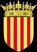 Couronne d'Aragon.