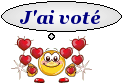 j'ai voté