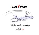 cosYway