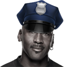 Officer-Michael Jordan