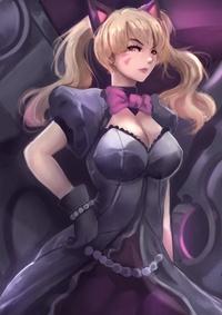 K.Neko & Black Cat