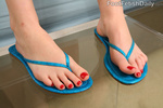 color toes varnish 25-73
