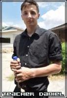Teacher Daniel