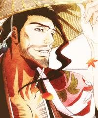 Kyoraku Shunsui