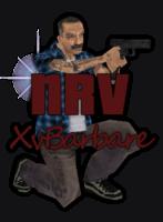 XVBARBARE
