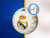 Agenda del Real Madrid - Perú 1-51