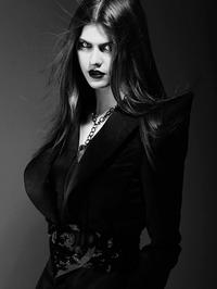 Alexandra D MBlack