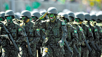 Código de Conduta Militar e Anexos. 15-44