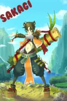 Sakagi