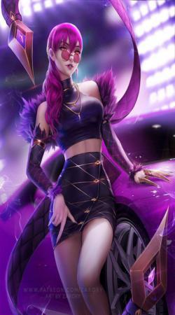 Luna Black