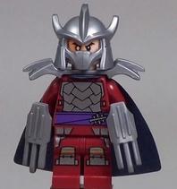 Boneco de Lego Maluco