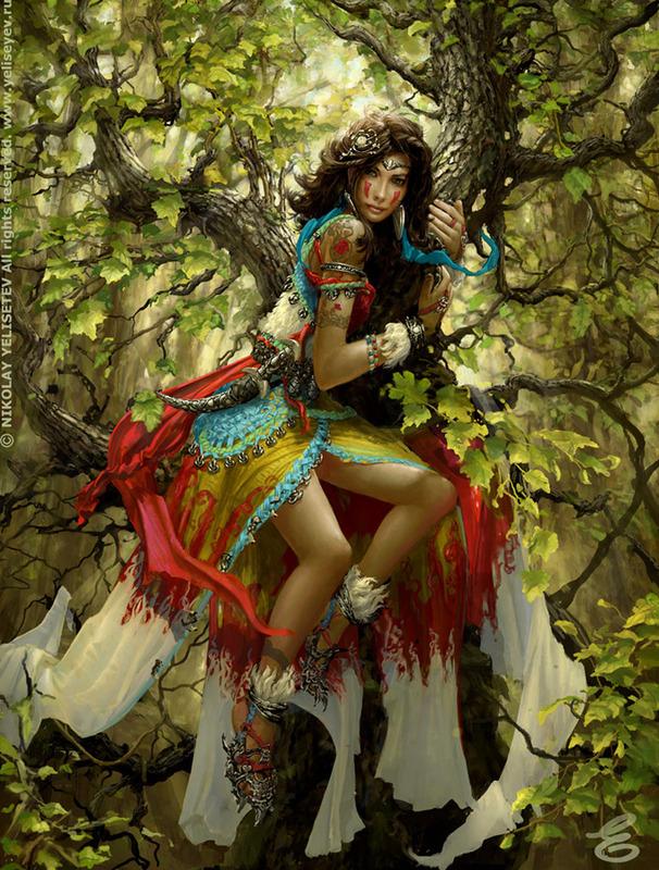 Jaylana Ildriss - Human Hunter Jaylan10