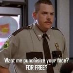 Officer Farva