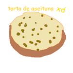 Tarta de Aceituna