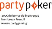 Mot de passe Freeroll sur PARTYPOKER Facebook Community le 23/05 à 20h00 - Page 3 995533450